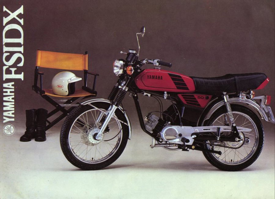 FS1 forum • Verkoopfolders • 1979 Yamaha Fs1